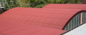 coperture capannone rosse smaltimento amianto