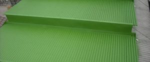 coperture tetto color verde smaltimento amianto