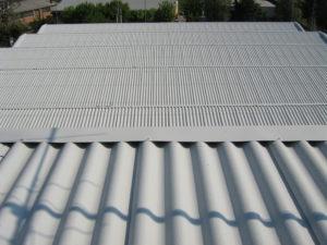 tetti e tegole capannone smaltimento amianto