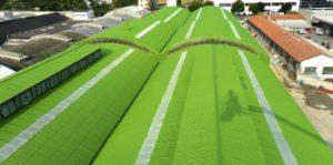 capannone tetto verde smaltimento amianto