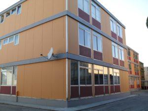 foto edificio smaltimento amianto