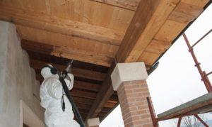 lavori su legno smaltimento amianto