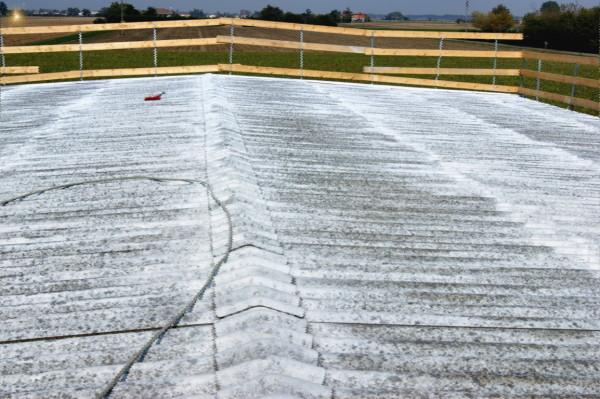 incapsulamento amianto recinzione