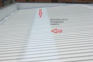 lavoro copertura smaltimento amianto