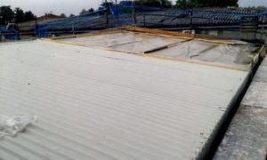 lavoro tetto smaltimento amianto
