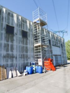 lato struttura incapsulamento amianto