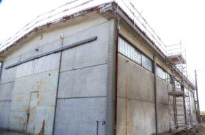 struttura smaltimento amianto