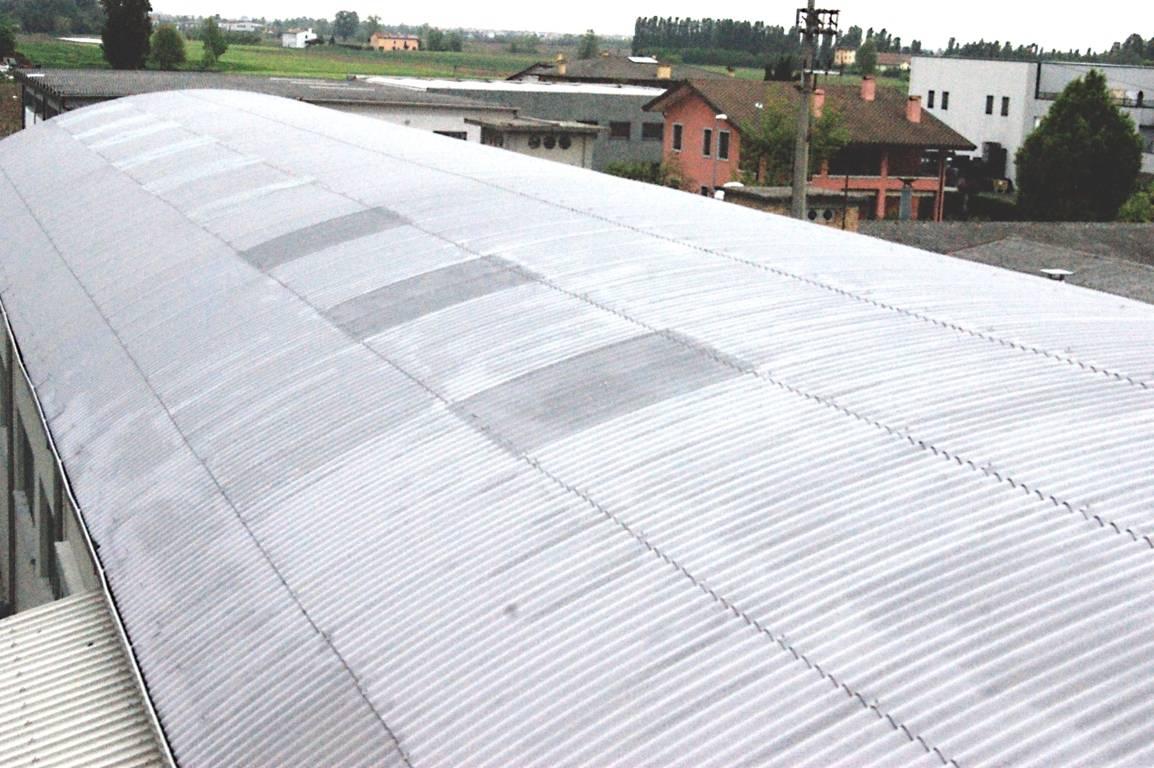 lastre tetto incapsulamento amianto