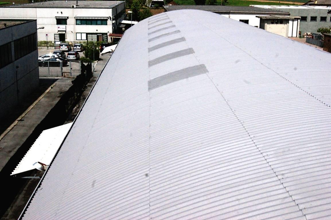 lastre soffitto Incapsulamento amianto