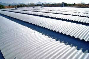 tetti grigi smaltimento amianto