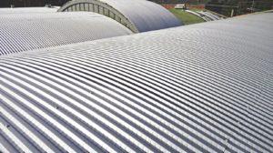tetti capannoni ricurvi smaltimento amianto