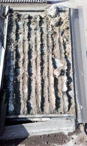 copertura smaltimento amianto