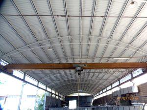 capannone incapsulamento amianto