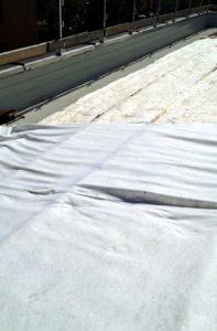 teli su tetto smaltimento amianto