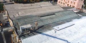 capannoni e palazzi smaltimento amianto