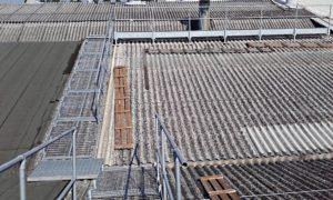 protezioni tetti smaltimento amianto