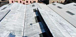 tetti connessi smaltimento amianto