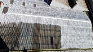 tetti capannone rovinati smaltimento amianto