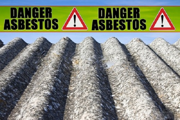 pericolo asbesto smaltimento amianto