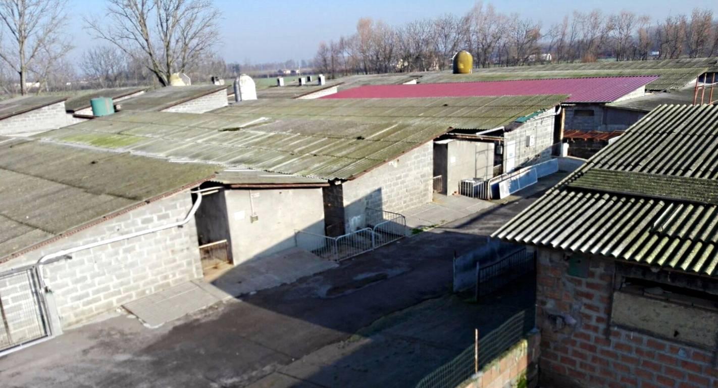 complesso case smaltimento amianto