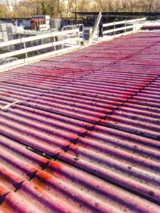 tetti rossi smaltimento amianto