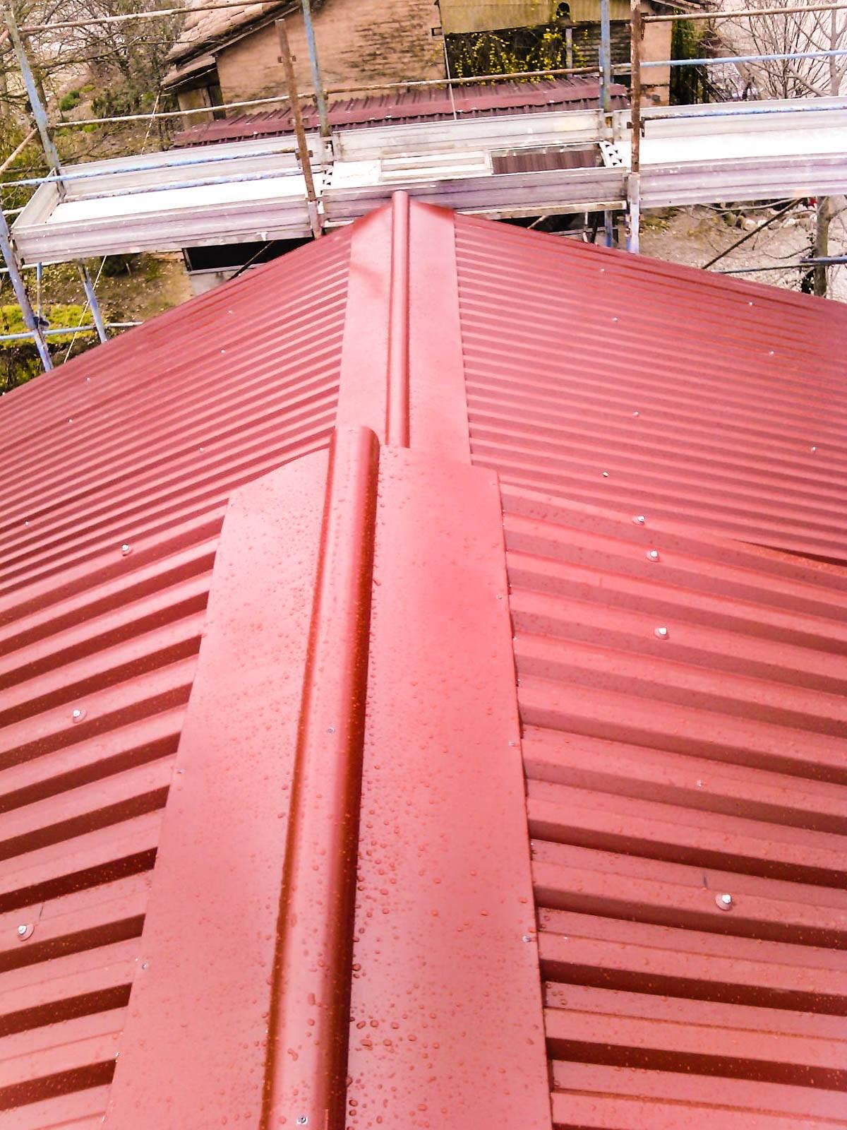tegole rosse smaltimento amianto