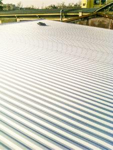 smaltimento amianto tetto