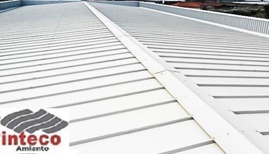 smaltimento amianto tetto con logo