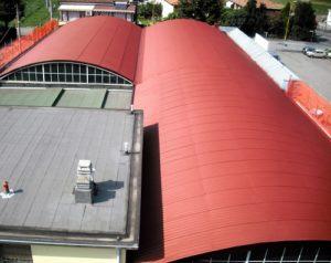 incapsulamento amianto tetto rosso dopo