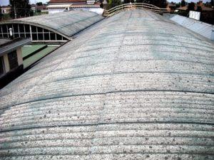 incapsulamento amianto tetto grigio
