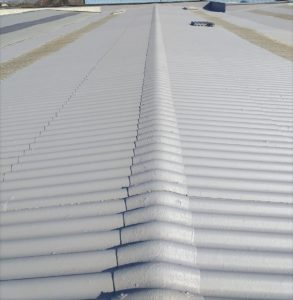 tetto grigio smaltimento amianto