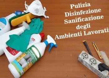 prodotti per sanificazione ambienti