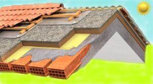 coibentazione coperture tetti