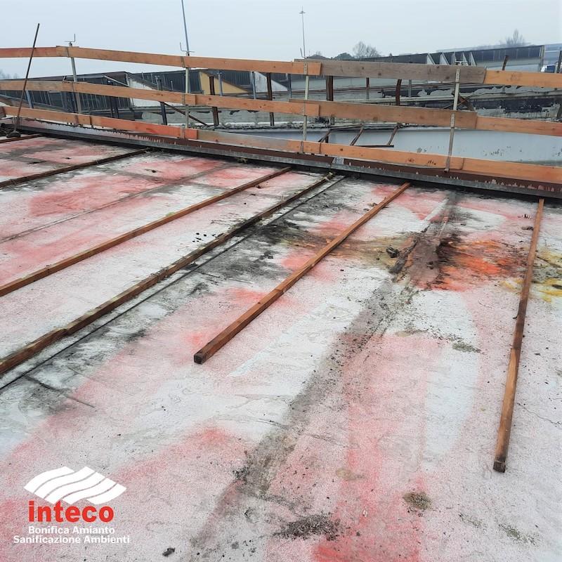 posa nuova copertura tetto