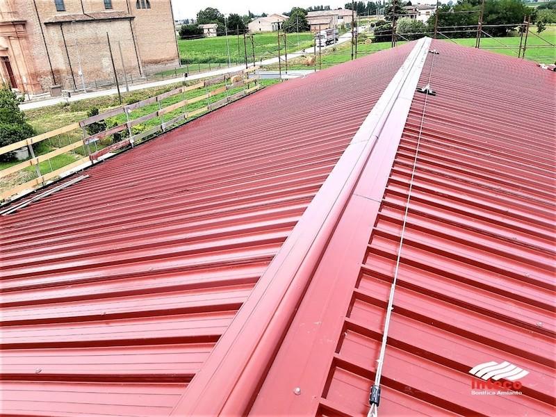 nuova copertura tetto